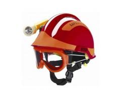 梅思安GA2460-BJ36欧式消防头盔消防灭火头盔