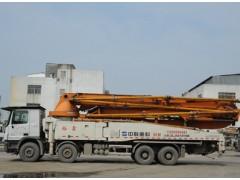 68米长臂泵车
