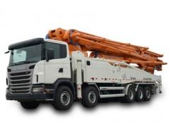 78米长臂泵车
