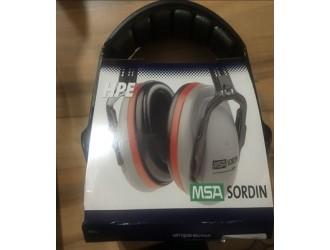 梅思安HPE系列头戴款防噪音耳罩