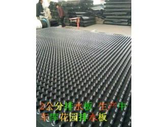 郑州25高30高蓄排水板(地下车库块状排水板)