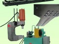 汽车大梁铆接机XGM-16,车架铆接机,悬挂式铆接机 (10播放)