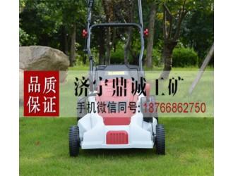 陕西宝鸡1800W手推式电动割草机 小型家用别墅草坪收割机