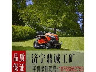 鄂州汽油座驾式割草机 坐骑式草坪修整机 骑乘式园林剪草机