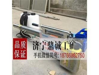浙江杭州电启动汽油脉冲式大棚弥雾机 手提便携式果园打药机