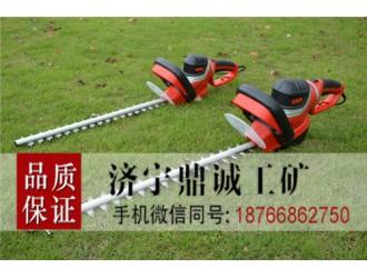 手提式家用电动修枝机 双刃往复式灌木绿篱机 茶树果树修剪机