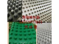 建筑车库绿化排水板&杭州车库排水板☆耐根刺阻根板