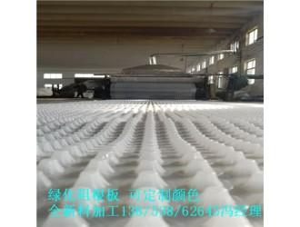 临汾↖车库顶部滤水板~楼顶绿化防水板送货