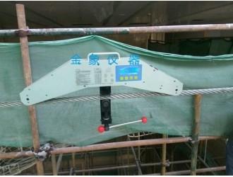 钢绞线拉力计 弹性吊索拉力检测仪 杆塔拉线张力仪