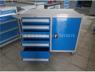 深圳钣金抽屉式移动工具柜重型组合工具柜单门四抽工具厂家