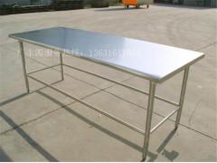 304不锈钢工作桌无尘市工作桌实验室工作桌深圳不锈钢