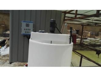 砖厂小型自动加碱装置