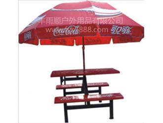 丰雨顺定制厂家直销60寸广安广告太阳伞 展览伞 宣传伞