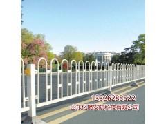 供应山东公路隔离栏型号 塑钢护栏作用