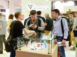 2018 年俄罗斯莫斯科电子烟展览会