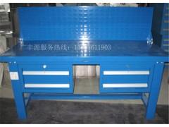 钳工工作台规格组合式钳工工作桌工作桌货架工作桌面板