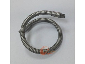 供应灯饰金属蛇形管 车载支架定型管 金属万向鹅颈管