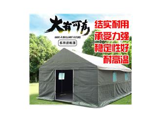 丰雨顺咸宁工地帐篷 定制施工防雨帐篷工 程工地棉帐篷