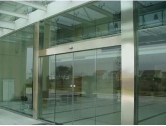 北京制作玻璃门 十里河安装玻璃门隔断
