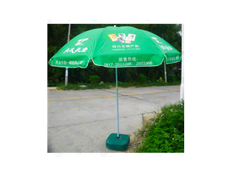 丰雨顺48寸防晒太阳伞 汕头广告伞定制厂家批发