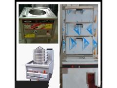 供应高旺 环保油蒸包炉 安全方便 甲醇燃料电子打火蒸包炉