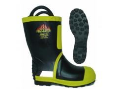 雷克兰9692美标新型号消防战斗靴