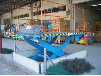 上海剪叉式固定液压货梯生产厂家