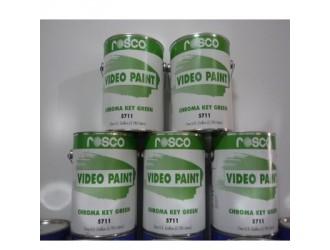 美国ROSCO影视漆蓝箱漆抠像漆