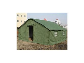 丰雨顺定制4X4米章丘民用施工帐篷 救灾帐篷