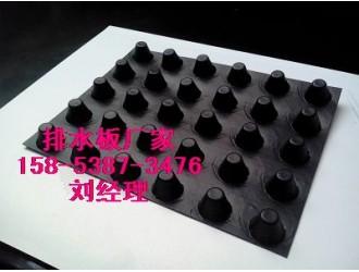 渭南【楼顶绿化蓄水板⊥凸起2公分排水板】厂家发货