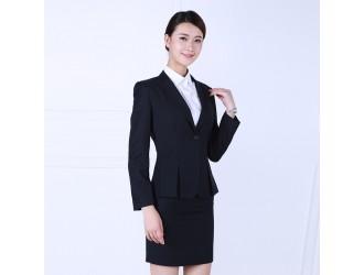 湖南Ol毕业正装西装女士套裙厂家直销