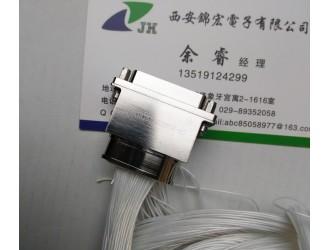 压接型J30J-51TJ  J30J-51ZK锦宏矩形连接器