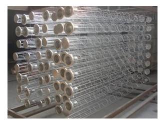 除尘器骨架-除尘龙骨器-除尘框架-河北天宏环保有限公司
