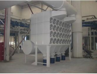 振打除尘器机械除尘器袋式除尘器-厂家直销天宏环保