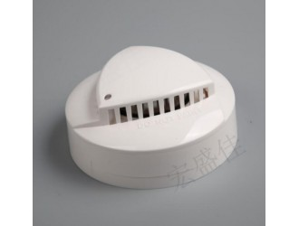 火灾温度感应器消防联网温感价格厂房温度感应 烟温复合一体