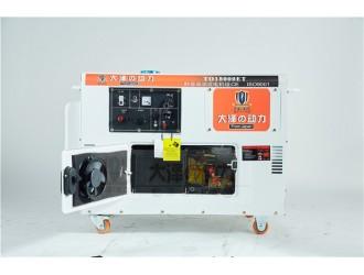 实验用15KW三相柴油发电机