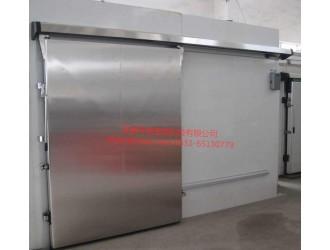 供应冷库门、电动冷库门厂家