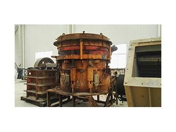 浙矿PYZS220多缸圆锥破碎机