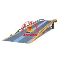 机械式移动集装箱登车桥生产商