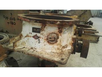 PYY-100单缸液压圆锥破碎设备维修