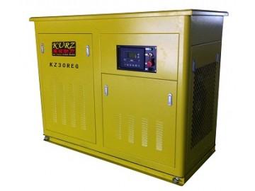 30KW水冷静音汽油发电机什么牌子好