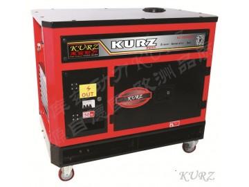 KZ15800E3—12千瓦三相柴油发电机市场价格