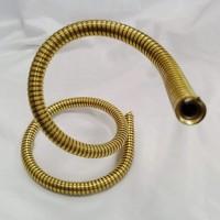 供应台灯金属鹅颈管 灯饰万向蛇管 不锈钢支架定型管