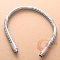 供应金属支架蛇管 台灯万向定型管 不锈钢弯曲蛇形管