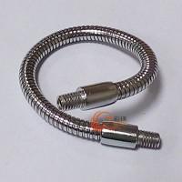 金属万向鹅颈管 车载支架蛇形管 小夜灯支架软管批发