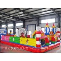 广州生日聚会充气儿童蹦蹦床租赁厂家佛山充气熊出没乐园租赁