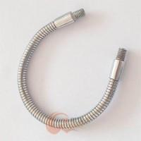 厂家直销台灯弯曲软管 不锈钢支架蛇管 麦克风鹅颈管
