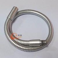 台灯支架鹅颈管 金属弯曲定型管 小夜灯支架蛇管批发