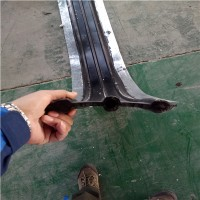 钢带橡胶止水带使用安装_钢边止水带厂家