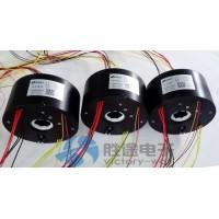 胜途电子供应榨油机滑环 热电偶滑环